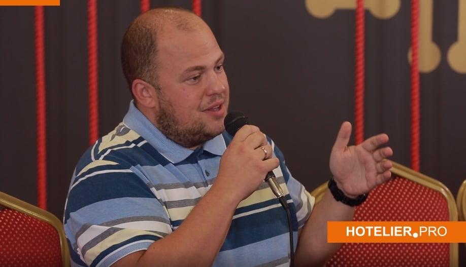 Павел Корешков Hotelier.PRO