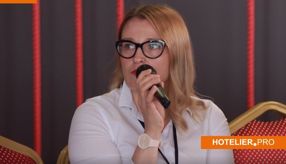 Вера Соколова Hotelier.PRO